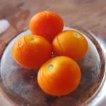 プチトマトの湯むき