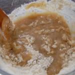 栗の甘露煮クッキー