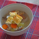 干し野菜スープ