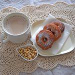1月料理教室のおしらせ「豆乳チャイと豆腐ドーナツ」