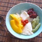 7月料理教室 台湾スイーツ「豆花」を作ろう!