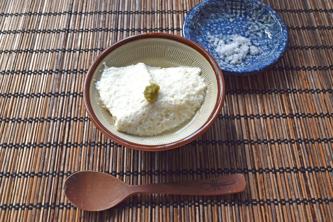 おぼろ(軟)豆腐