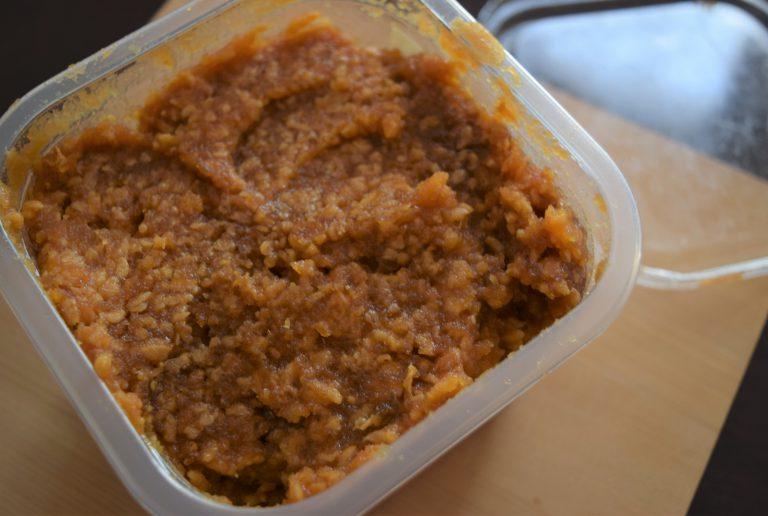 1月料理教室レポ「おから味噌講座」